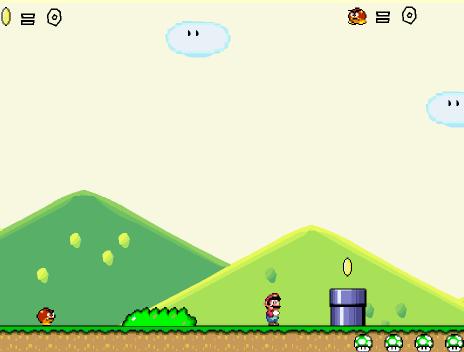 Jocuri cu Aventura lui Mario